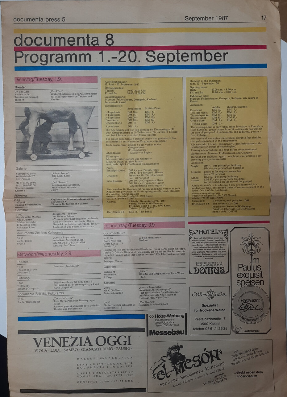 documenta8